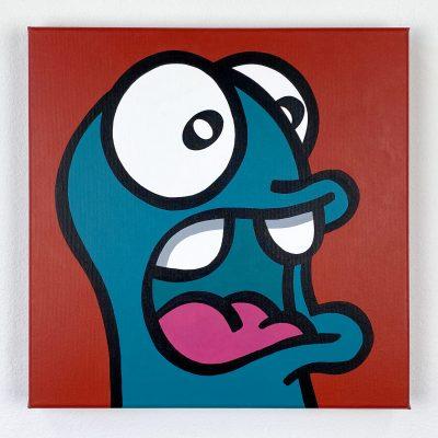 Amazed Emotions Nolart Painting Streetart