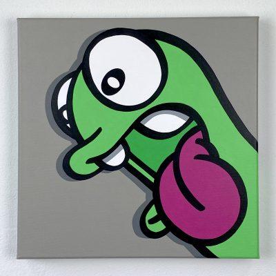 Flabbergasted Emotions Nolart Painting Streetart